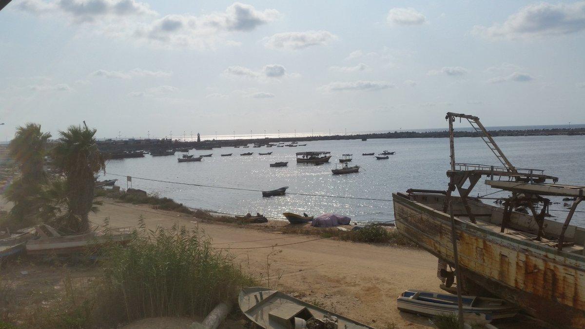 Gaza port https://t.co/eXA0JPTPPz