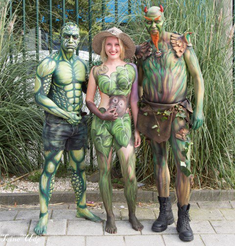 Body Art for Nature bij Avonturia! https://t.co/SLdoElabeL https://t.co/X2cqKxWSqe