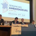 Début de la  #SemaineAmbass réunion à l#ENA sur lEurope https://t.co/p29smjvvBG