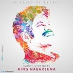 My Tribute to @iamnagarjuna garu on behalf of his birthday!! Happy Birthday Sir!!! #30YearsofLegacy #AkhilimzDesigns https://t.co/MkI1WM78DE