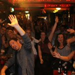 Last nites crowd were absolutely wild! We do it again 2nite #Dublin with the brilliant Fred Cooke & more! @StagsDub https://t.co/IXe3XxiIGz