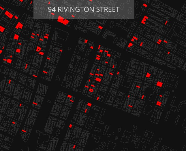 Mapping Vacant Stores to Show How 'High Rent Blight' is Killing the City https://t.co/w63w0dcI0H https://t.co/uQkfsQA3ch