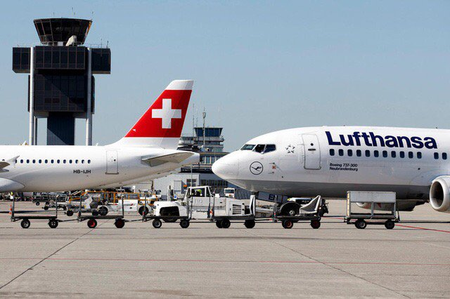 Swiss parent company to remain at Geneva airport