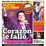 Portada de nuestra edición impresa de hoy. https://t.co/RDHuDfCQeU @MiDiarioPanama https://t.co/vKeRfDUMu2