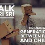 Gurudev @SriSri explains how to improve communication skills & bridge the generation gap between parents & children: https://t.co/tyAXWaZ92v