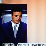 """.@sanchezcastejon: """"La responsabilidad de que el sr. Rajoy pierda la #investidura es en exclusividad del sr. Rajoy"""" https://t.co/NMEZXKl4J9"""