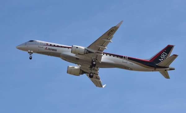 Japan passenger jet aborts two test flights to US in two days
