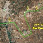 خريطة تقريبية للمحور الذي تدور به المعارك بريف حماة الشمالي https://t.co/7eJHj23Zke