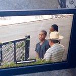 Quincy Parks, Xavier Porter, and Trevone Miller arriving at Pulaski Co Courthouse #arnews https://t.co/2FGsefWTlD