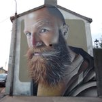 New Street Art by Smug One found in Waterford Ireland  VIA @WaterfordWalls graffiti festival  #art #mural #streetart https://t.co/uDY89khhCz