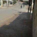 من داخل #حلفايا المحررة في ريف #حماة https://t.co/0g6ZVagCaY