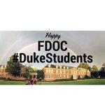 Happy first day of classes, @DukeStudents #PictureDuke https://t.co/zVnWT1yt2u