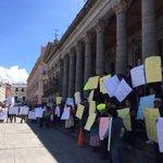 Vendedores protestan por cobros de piso de plaza para #XelaFer2016 - https://t.co/tGLm2BKjjS https://t.co/E8mcawDYvq