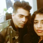 I chat wt @karanjohar bout d chemstry btwn Ash-Ranbir n other things #AeDilHaiMushkil 2mro exclusively on my show. https://t.co/0zhxpBamW1