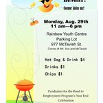 Skip the grocery store and check out @RainbowYouthCen today for a bite to eat! #yqr https://t.co/3Ajham6Icr