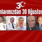Mustafa Kemalin askerleri Türk Milletini #30Ağustostaİstiklale çağırıyor. Bayrağını al gel. https://t.co/RfBPd6Ddq7 https://t.co/CtfmNx5dmP