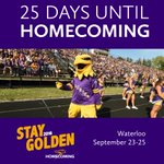 Only 25 days until Homecoming 2016! Are you ready to fly back home? #StayGolden2016 https://t.co/1Pjduk7XMd https://t.co/fUSXeWnjmB