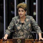 Notícia: Veja na íntegra a fala de Dilma Rousseff na sessão desta segunda (29) https://t.co/MoTEGQztib https://t.co/uXQQ5zzkaK