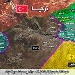 #جيش_التحرير #درع_الفرات | قوات #الجيش_السوري_الحر تسيطر على كامل مواقع ميليشيا YPG الانفصالية شمال نهر الساجور. https://t.co/ETACerI4wF
