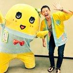 サバンナ高橋さん大阪城ホール来て頂きありがとうございますなっしー♪ヾ(。゜▽゜)ノ大阪ローカルソングがめっちゃ大阪の人喜んでて嬉しかったなっしー♪ またご一緒してくださいなっしー♪ @Shigeo0128 https://t.co/9XHZDVFEan