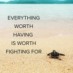 Everything worth having is worth fighting for. #motivationmonday #morningmotivation https://t.co/pX5GrDEUKl