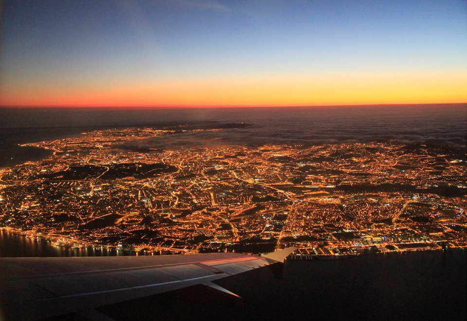 Lisbon From The Sky | Photography by ©Vanda Coelho https://t.co/kiqfMdHcQB