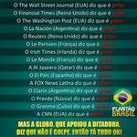 Honrada @dilmabr desmentindo um a um dos golpistas. Ela mostra p/o Brasil e o mundo, o que a mídia golpista escondeu https://t.co/niXLqhAPVu