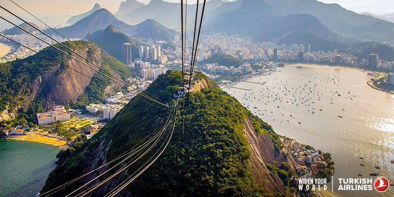 Discover the many colours of Rio de Janeiro with @SkylifeMagazine!