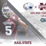 5 Days... #HailState https://t.co/9cYmydNCjh