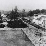 Vista del #ParqueJuárez a principios del siglo XX. Más #información en https://t.co/unkvlP2w31 https://t.co/8IUS9EjH4d