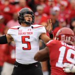 Patrick Mahomes is the future of college footballs spread offense, and the future is scary. https://t.co/9fEaTlP3Q7 https://t.co/cb7GkEUnCO