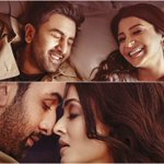 #AeDilHaiMushkil: Check out the first #poster featuring #Ranbir, #Aishwarya and #Anushka https://t.co/OTAHn4uf9l https://t.co/J3bs6OCLd5