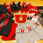 When that preseason workout gear comes through >>> 😍😍😍 🏀🔴⚫️ #GoUtes #Elevate #WeLoveUnderArmour https://t.co/s32ACMBdBn