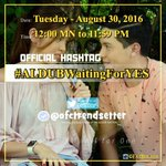 To requests I responded To conditions I adhered Am I near to the answer Im waiting to hear? 🐼OHT #ALDUBWaitingForYES https://t.co/gyPY6ZnxVO