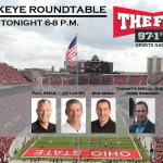 Season premier of Buckeye Roundtable tonight! Hear Paul Keels, Jim Lachey Skip Mosic& special guest Chris Spielman. https://t.co/LIoNyk4sYP