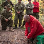 The Canadian Rangers provide guidance and ground expertise to southern troops during #OpNANOOK https://t.co/zTbLr1qFbt