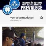 Vídeo novo! Filmamos um dos gols do @Cruzeiro diretamente da arquibancada Link: ⏬ https://t.co/JXmU7ZBkEx https://t.co/C6Sq2PXc3k