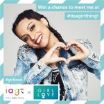 SINGAPORE: Win a chance to meet @IISuperwomanII at @iagtlive on 9/10!   ENTER NOW: https://t.co/pAPeoMNu5p 💗 🇸🇬 https://t.co/WU2LVGLmU9