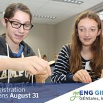 Go ENG Girl registration for #ldnont and #Sarnia opens on Wednesday. Spaces fill quickly: https://t.co/8ArYsXcUW9 https://t.co/MzTMDBgyVD