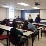 El pasado sábado, el decano asociado Rolando García González ofreció una charla en la Academia Sabatina @UniTurabo https://t.co/SjDx6aGhTq