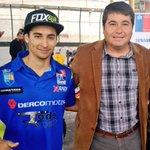 Felicitamos a piloto iquiqueño @nacho_cornejo por título mundial junior Rally cross country en motos @MindepChile https://t.co/p4Sr6zoZQI