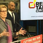 ICYMI: Ontarios Red Tape Challenge a dangerous, hollow media stunt, says @NoLore #canlab https://t.co/VUxoToDJIw https://t.co/U9KuHUPT1p