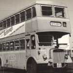 One of the first double-decker routes in Mumbai ran from Colaba in the south to Mahim in central Mumbai. #BEST https://t.co/Gm7cOR1GSh