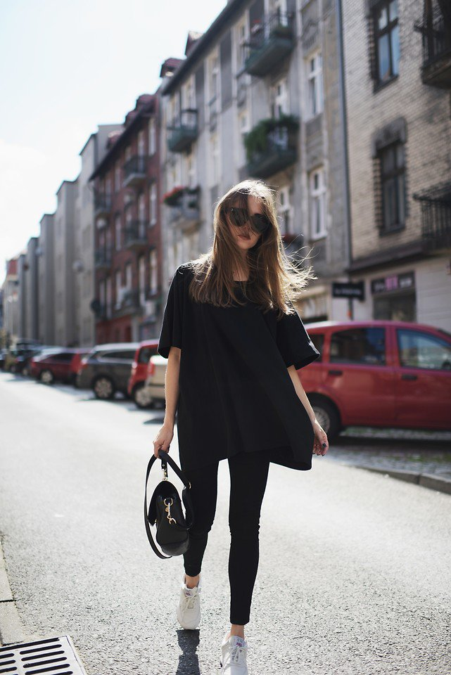 """B L A C K"" by @JestemKasia: https://t.co/PCF0i2MQ0A #ootd #lookbook #style #fashion #blackoutfit https://t.co/zH23XSxBdC"