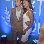 JaDine at the advance screening © abscbn #TIMYFriendsInLove https://t.co/mobQJs9rWI