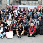 And another set of thanks to this years buskers whove entertained #edfringe throughout August! 🎻🎺🎷🎸🎹 https://t.co/anmc5tvSkY