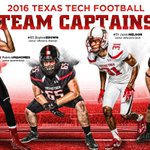Our 2016 team captains. #WreckEm https://t.co/sY03KwOIWI