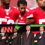 Any #Trump Supporters bashing @Kaepernick7 for his actions? Let me point out your hypocrisy real quick https://t.co/FjlzUVP31H