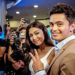 While gracing the red carpet of timy advanced screening © johnnydls68 #TIMYFriendsInLove https://t.co/lOPcisOHlZ