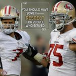 "Colin Kaepernicks ex-teammate Alex Boone says Kaepernick is acting ""shameful."" https://t.co/SRVHvbLEy0 https://t.co/gv7WnqcBeX"
